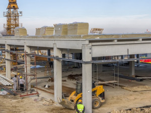 Termín výstavby obchodního centra v Blansku se znovu prodloužil