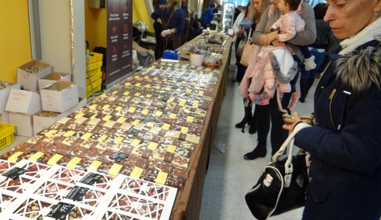 ČokoFest ve Slavkově láká návštěvníky i na netradiční čokoládové pochutiny, jako je maso, pivo či víno