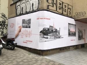 Výstava na Pohořelci láká návštěvníky na proměny města od roku 1900 a na vize budoucnosti Brna