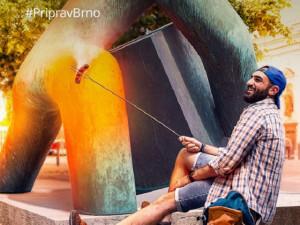 VIDEO: Připrav Brno! Ať se neuvaří. Město vyzývá originální kampaní k šetrnému chování a připravuje na klimatickou změnu
