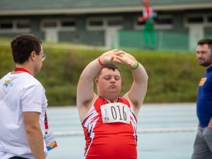 Brno od středyhostí Evropské hry handicapované mládeže, účastní se stovky sportovců