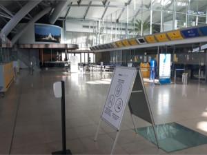 Brněnské letiště hlásí ztráty, pozemním dopravcům se letos dařilo