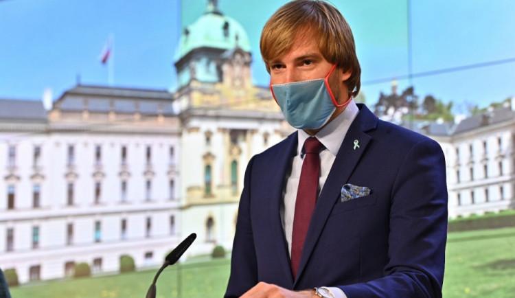 AKTUÁLNĚ: Adam Vojtěch rezignoval na post ministra zdravotnictví. Nemám se zač stydět, říká