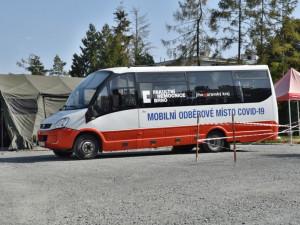 Po jižní Moravě se od začátku října rozjede covid-bus. Speciální elektrobus bude mobilním odběrovým místem