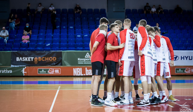 Basketbalisté Brna už trénují, návrat Žabin se odkládá. V týmu bylo 13 pozitivně testovaných