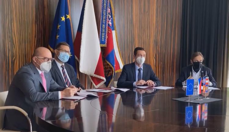 Podepsáno. Jihomoravský kraj povede nová koalice, hejtmanem bude Jan Grolich