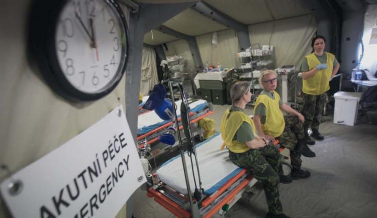 Brno může na výstavišti v případě potřeby do týdne vybudovat nemocnici s 300 lůžky