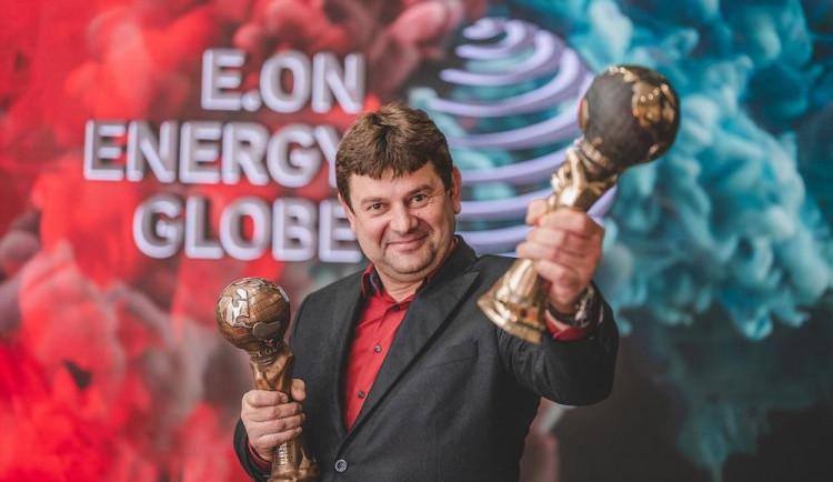 Ceny za nejlepší ekologické projekty jsou rozdány. Absolutním vítězem E.ON Energy Globe se stala obec Hostětín