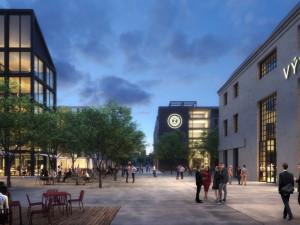 Brno chce změnit územní plán, aby umožnilo rozvoj areálu Nové Zbrojovky