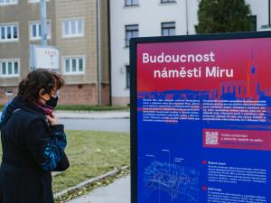Náměstí Míru v Brně má projít rekonstrukcí, město chce zapojit občany. Týden na připomínky nestačí, zlobí se místní