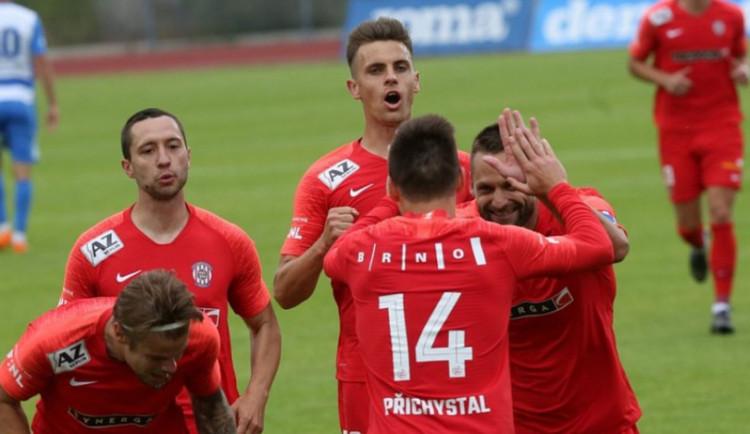Restart soutěže na jedničku! Zbrojovka vyloupila Jablonec a slaví první výhru v sezoně