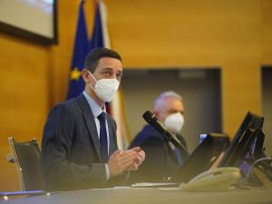 Jihomoravský kraj má nového hejtmana. Stal se jím starosta Velatic a stand-up komik Jan Grolich