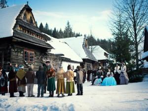 Štědrovečerní pohádka je klasikou skoro třicet let. Ta letošní se odehrává v Západních Tatrách