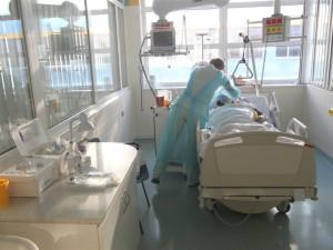 Počet hospitalizovaných s koronavirem na jihu Moravy klesá