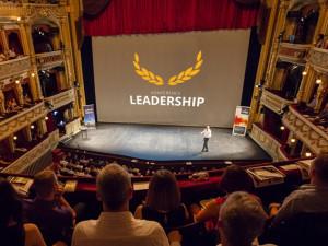 Dozvuky konference Leadership 2020: Vedení v nejisté době je o odvaze, důvěře a upřímnosti.