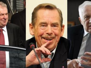ANKETA: Zeman je podle Čechů nejhorším polistopadovým prezidentem. V anketě vyhrál Havel