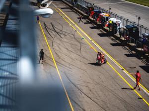 Spolek pro MotoGP chce sto milionů na opravu okruhu po státu. Velká cena jinak v Brně končí