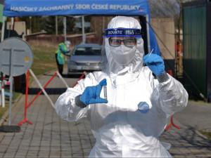 Na jihu Moravy klesá počet nově nakažených i hospitalizovaných s koronavirem