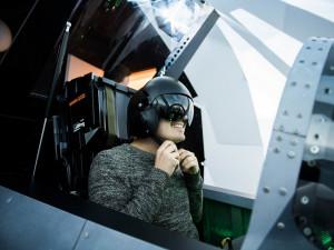 Na zkoušku pilotem Boeingu nebo vojenské stíhačky. Na unikátních simulátorech z Brna se může létat i za časů koronaviru