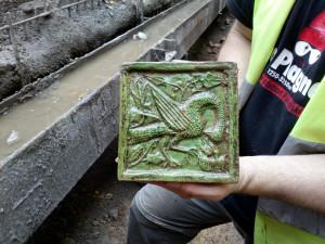 Římské náměstí v Brně vydalo archeologické poklady