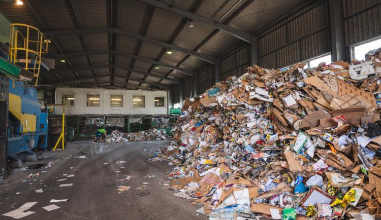 Množství tříděného odpadu letos v Brně vzrostlo. Na jižní Moravě vyhodí každý člověk v průměru půl tuny odpadků