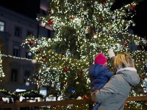 Vánoční trhy v Brně začaly! Stánky nabídnou řemeslné výrobky, v provozu je i vyhlídkové kolo