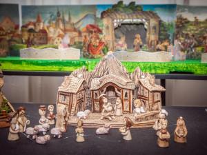 Letohrádek Mitrovských v Brně hostí tradiční vánoční výstavu betlémů
