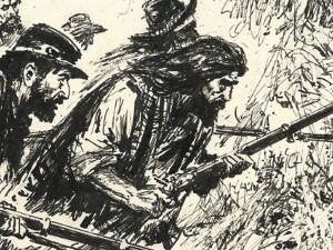 Krumův komiksový Vinnetou, Rychlé Šípy nebo Tarzan jsou k vidění na Špilberku