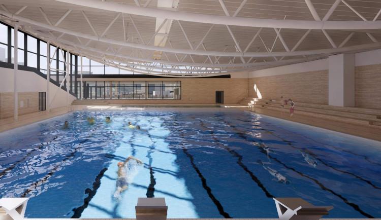 Město hledá zhotovitele bazénu za Lužánkami, stavba vyjde na 205 milionů