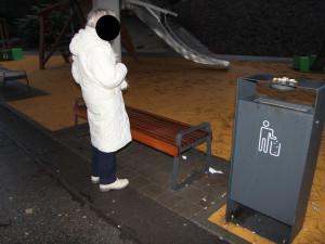 Neznámý útočník v Brně brutálně napadl devadesátiletou babičku kvůli tašce s hruškami