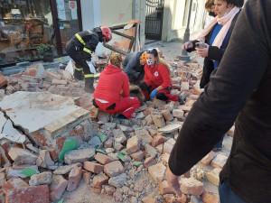 VIDEO: Chorvatsko zasáhlo další silné zemětřesení, seismografy zaznamenaly otřesy i v Brně