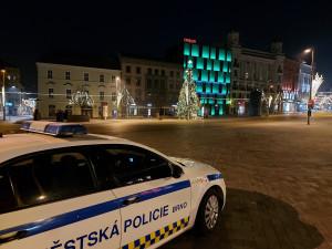 Brno zažilo nejklidnější silvestr za posledních deset let