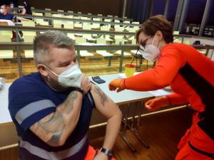 Jihomoravští záchranáři dostali první várku vakcín, naočkovali už 114 svých zaměstnanců