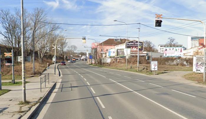 Tisíce aut i cyklistů a žádný přechod. Brno vybuduje podjezd pro cyklostezku podél Svitavy