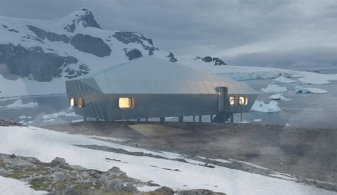 Architekti z VUT plánují rekonstrukci polární stanice v Antarktidě