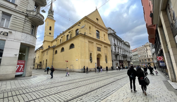 Opravy kostela sv. Máří Magdalény se prodlouží a spolknou miliony