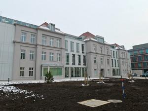 Masarykův onkologický ústav má zrekonstruovaný Bakešův pavilon