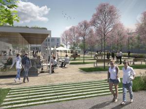 Kuřim chce nové náměstí, plánuje zapojit veřejnost