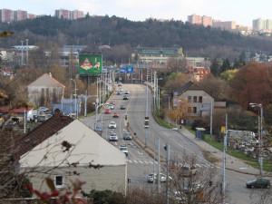 Brno je blíže další části městského okruhu