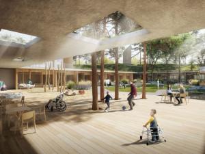 V Brně se vybuduje na Kociánce dětský hospic