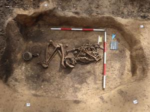 Archeologové objevili poblíž Cejlu unikátní pozůstatky ze starší doby bronzové