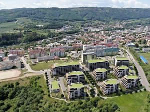 Sídliště Písečná v Blansku se rozroste o nové byty
