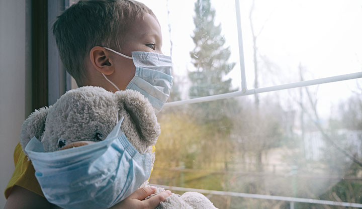 Laboratoř potvrdila 3 případy jihoafrické mutace ve školce v Brně