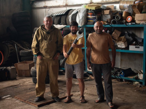Světový unikát, nadšenci z Brna postavili první saunový vlak