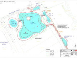 Břeclav vybuduje relaxační zónu s vodními tůněmi