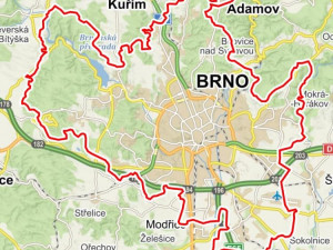 Brno a Brněnsko bude při vládních opatření jako jeden okres