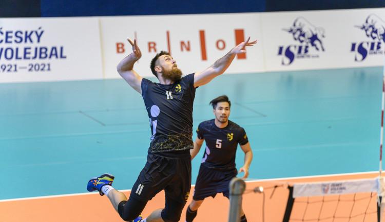 Brněnští volejbalisté mají po sezóně, házenkářské derby pro Kénik