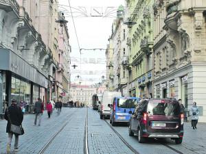 Za vjezd do centra si zaplatíte, hrozí Brno šoférům náklaďáků