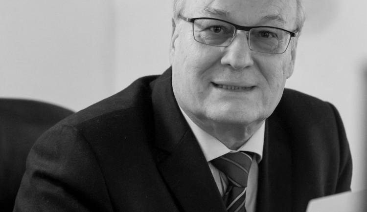 Zemřel poslanec a bývalý místostarosta Modřic Jiří Ventruba, podlehl nemoci covid-19