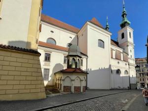 Do kaple kostela sv. Michala zatéká, čeká se na opravu